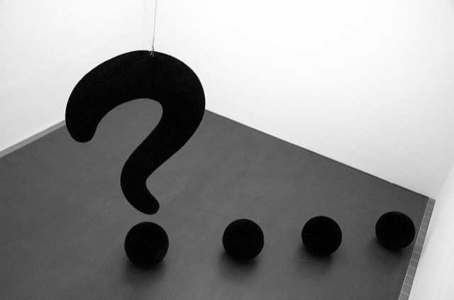 When web visitors have questions they don't want to wait for answers. (Image Credit: Stefan Baudy/Flickr)