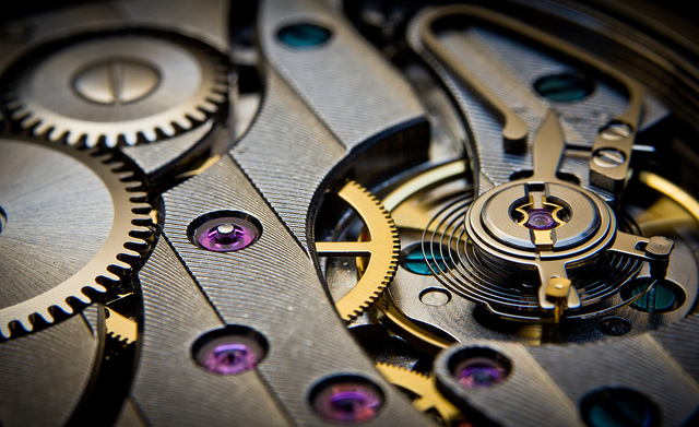 Automating sales processes will help your reps operate like a fine-tuned machine (Image Credit: Guy Sle/Flickr).